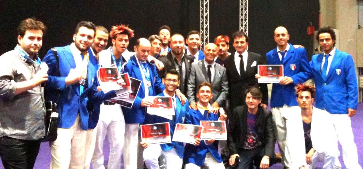 Milano 2011 World championship(individuale)