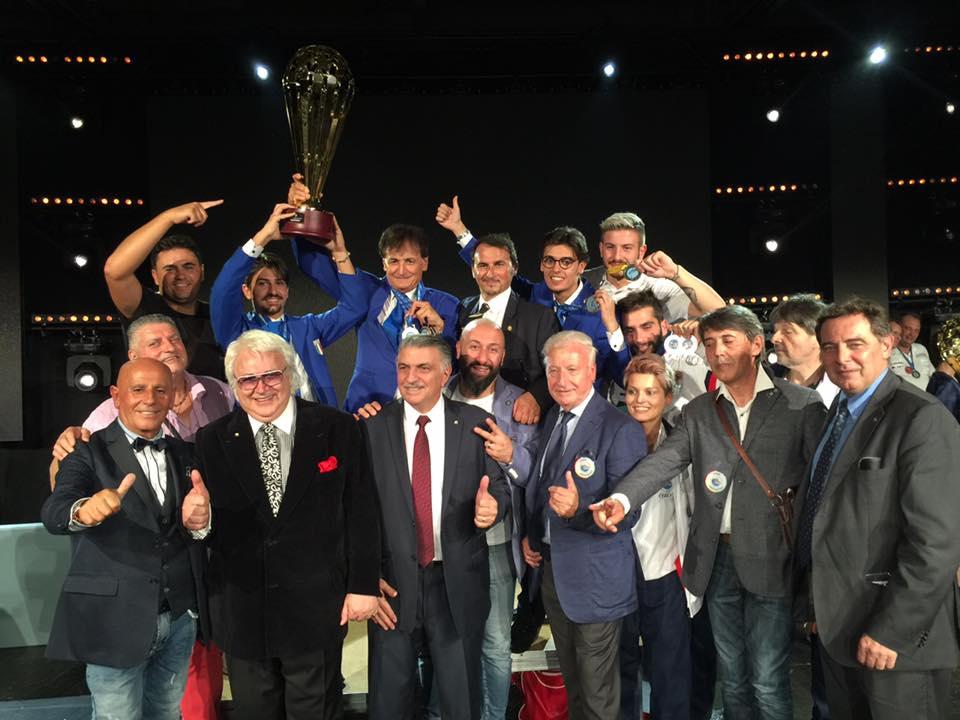 Europe Cup – Paris2016